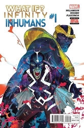 Picture of What If? Infinity Inhumans #1