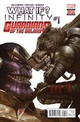 Picture of What If? Infinity Guardians of Galaxy #1