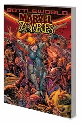 Picture of Marvel Zombies TP Battleworld