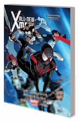 Picture of All-New X-Men Vol 06 SC Ultimate Adventure