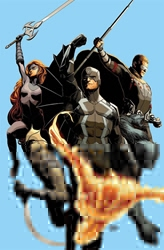 Picture of Uncanny Inhumans #1 Poster