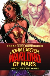 Picture of John Carter Warlord TP VOL 01 Invaders of Mars (Mr)