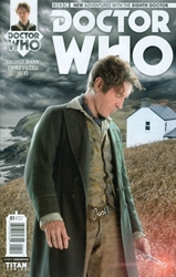 Picture of Doctor Who 8th Doctor #1 Photo Cover