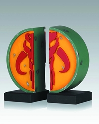 Picture of Star Wars Mandalorian Bookends