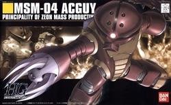 Picture of Gundam MSN-04 Acguy HGUC Model Kit