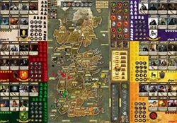 Picture of Game of Thrones Board Game 2nd Edition
