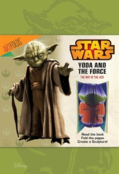 Picture of Star Wars Yoda and the Force Way of the Jedi Artfolds Book