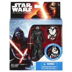 "Picture of Star Wars Force Awakens Kylo Ren 3.75"" Action Figure"