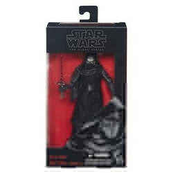 Picture of Star Wars Force Awakens Kylo Ren Black Series Action Figure