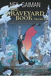 Picture of Graveyard Book Vol 01 SC