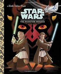 Picture of Star Wars I Phantom Menace Little Golden Book