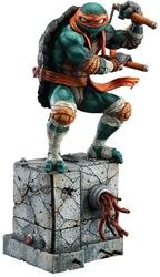 Picture of Teenage Mutant Ninja Turtles Michelangelo Non-Scale Painted Figure