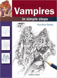 Picture of How to Draw Vampires
