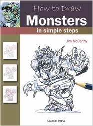 Picture of How to Draw Monsters