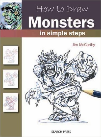 howtodrawmonsters