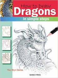 Picture of How to Draw Dragons SC