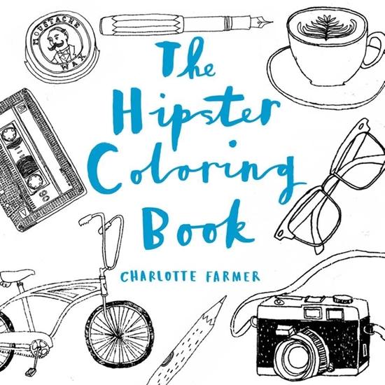hipstercolloringbook