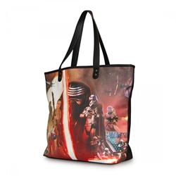 Picture of Star Wars Force Awakens Movie Poster Tote