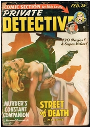 Picture of Private Detective Stories 02/50