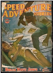 Picture of Speed Adventure Stories 11/43