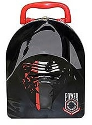 Picture of Star Wars Kylo Ren Tin Lunchbox Rounded Force Awakens