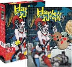 Picture of Harley Quinn 500pc Puzzle