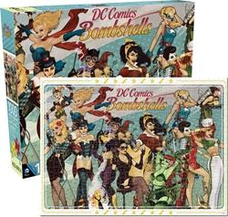Picture of DC Comics Bombshells 1,000 Piece Puzzle