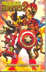 Picture of Marvel Zombies Vol 02 SC