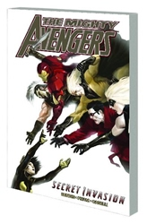 Picture of Mighty Avengers Vol 04 SC Secret Invasion Book 02