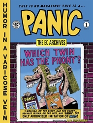 Picture of EC Archives Panic Vol 01 HC