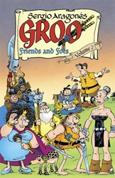 Picture of Groo Friends and Foes Vol 02 SC