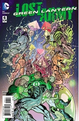 Picture of Green Lantern Lost Army #6