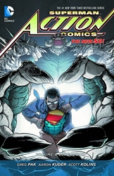 Picture of Action Comics (2011) Vol 06 SC Superdoom