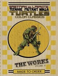 Picture of Teenage Mutant Ninja Turtles Works Vol 04 HC