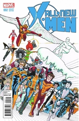 Picture of All-New X-Men (2016) #2 Lee Cover