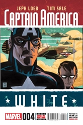 Picture of Captain America White #4
