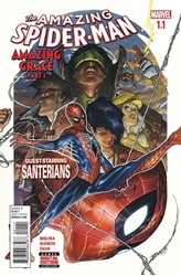 Picture of Amazing Spider-Man (2015) #1.1