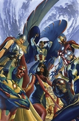 Picture of All-New All-Different Avengers #1 Poster