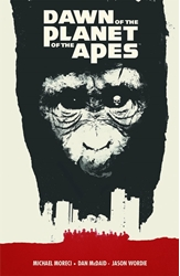 Picture of Dawn of the Planet of the Apes TP VOL 01
