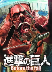 Picture of Attack on Titan Before the Fall Vol 06 SC