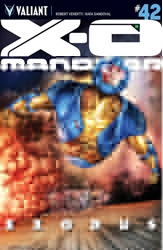 Picture of X-O Manowar #42