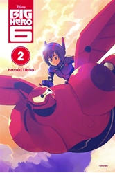 Picture of Big Hero 6 Manga GN VOL 02