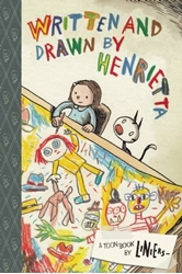 Picture of Written and Drawn by Henrieta HC