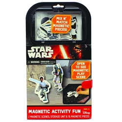 Picture of Star Wars Magnetic Activity Fun Playset