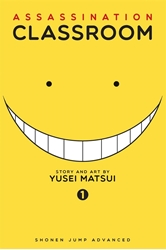 Picture of Assassination Classroom Vol 01 SC