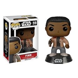 Picture of Pop Star Wars Finn Vinyl Figure