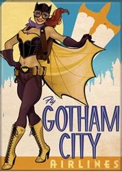 Picture of Batgirl DC Bombshells Magnet