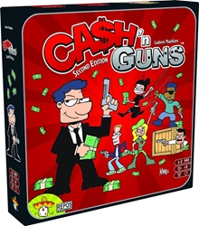Picture of Cash 'n Guns Board Game 2nd Edition