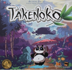 Picture of Takenoko Board Game
