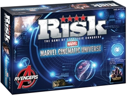Picture of Risk Marvel Cinematic Universe Board Game